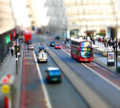 Tilt Shift Photography for Spectacular Miniature Effect | Photography & Photographers | Scoop.it