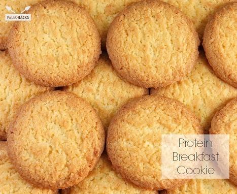 Protein Breakfast Cookie | Nutrition & Recipes | Scoop.it
