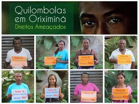 PA – ICMBio suspende autorização da Mineração Rio do Norte em terras Quilombolas em Oriximiná | Quilombos | Scoop.it