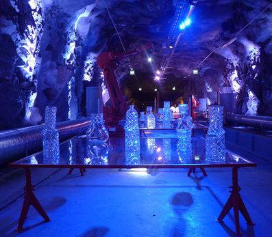 Glass Elephant installation at Stockholm Design Week   Architecture, design & algorithms   Scoop.it