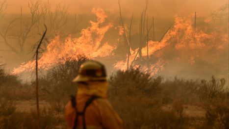 82,000 #California have fled a crazy, out-of-control #wildfire #climate #drought | Messenger for mother Earth | Scoop.it