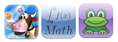 School Systems Blog - Apps For Educators: Mathematics | iPad Apps for Teachers, Parents, and Kids | Scoop.it