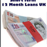 Short Term 12 Month Loans Assisted to Get Rid of Money Shortage