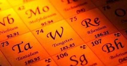 Dossier > Les bases de la chimie : atomes, éléments, molécules et composés | + de sciences | Scoop.it