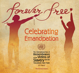 International Day of Remembrance of the Victims of Slavery and the Transatlantic Slave Trade, 25 March | Gullah-Geechee Cultural Heritage | Scoop.it