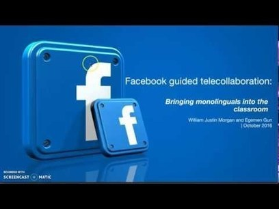 Facebook Guided Telecollaboration | computer mediated communication | Scoop.it