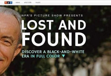 Photo Focused: NPR Interactive Documentary Wins Top Multimedia Honors : NPR | Transmedia is the Name of the Game | Scoop.it