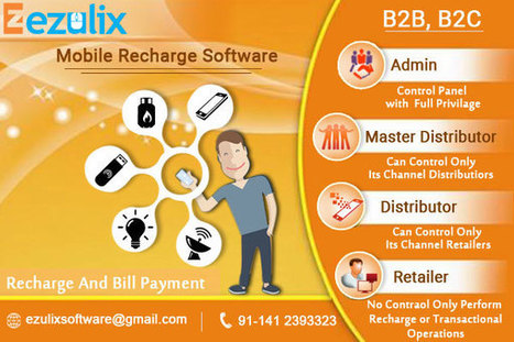 Latest Version Mobile Recharge Software with Br
