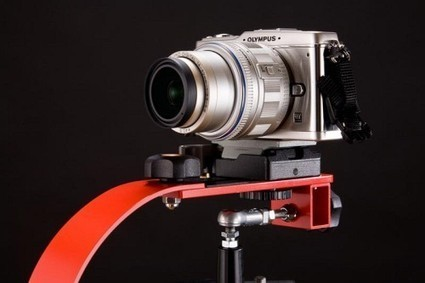 """How To Build A Beautiful Camera Stabilizer   """"Cameras, Camcorders, Pictures, HDR, Gadgets, Films, Movies, Landscapes""""   Scoop.it"""