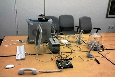 """Meet """"Wallaby"""", the Mac G3 setup used to design the first iPhone OS 