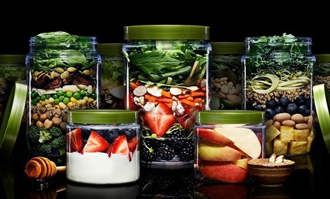 Restaurant-quality salad - from a vending machine? | World News | Scoop.it
