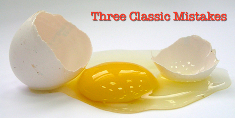 SearchReSearch: Wednesday Search Challenge (7/30/14): Three classic mistakes | Edu-search | Scoop.it