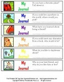 Child's Journal in a Jar: Easy Gift in a Jar | Student Writing Resources | Scoop.it