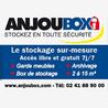 Anjou Box, Votre espace de stockage à Angers