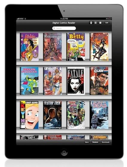 izneo: Read BD, Comics, Manga 6 4 2 Mod Apk Dow