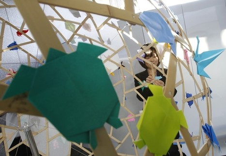 Decoding the Origami That Drives All Life | Knowmads, Infocology of the future | Scoop.it