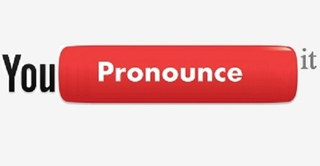 Improve Your English Pronunciation | Tools for  Teaching | Scoop.it