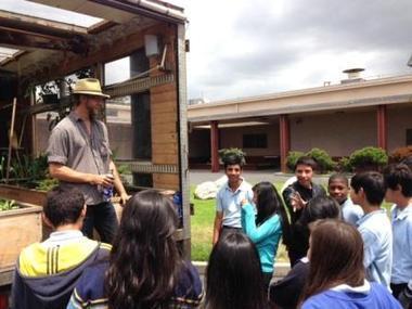 Cali Tour 2013 Reaches 3,000 Students!   Vertical Farm - Food Factory   Scoop.it
