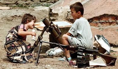 Terrorists Prepare Children as Suicide-Bombers in Syria - Al-Manar TV | Women and Terrorism. | Scoop.it