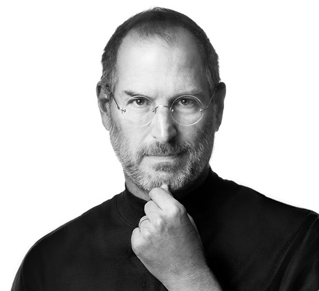Steve Jobs – An Information Literacy Visionary | InformationFluencyTransliteracyResearchTools | Scoop.it
