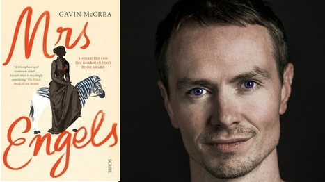 Gavin McCrea: 'There was a performative element to writing  that I really enjoyed'   The Irish Literary Times   Scoop.it