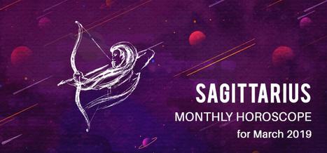 march astrology for sagittarius