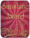A Sunshine Award Pour Moi ... Timely Indeed! | Forty Two: Life and Other Important Things | Scoop.it