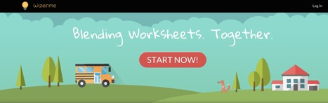 Interactive Worksheets | Online resources for innovative classrooms | Scoop.it
