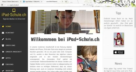 Übersichtsportal Bildungsapps: iPad-Schule.ch | Tablet-PC im Unterricht | Scoop.it