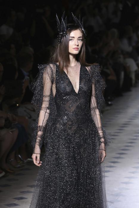 Julien Fournié utilise la 3D dans la Collection Couture, Automne Hiver 2015-2016 | FashionLab | Scoop.it