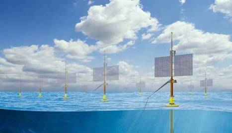 Offshore wind energy system combines sea water and wind to create electricity | Texas Coast Real Estate | Scoop.it