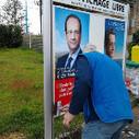 Petite séance de collage ce matin à Lamotte-Beuvron :) #FH2012 | Autour de Nouan-le-Fuzelier | Scoop.it