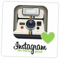 5 Ways to Use Instagram for SocialGood | Armchair Advocates | The Good Scoop | Scoop.it