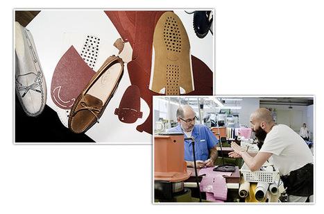 Dans les ateliers italiens de Tod's, le roi du mocassin | Métiers, emplois et formations dans la filière cuir | Scoop.it