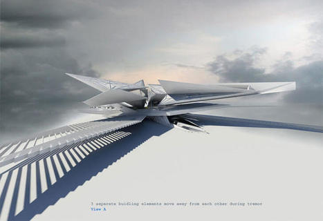 Responsible architecture: New seismic hotel in Napoli! | India Art n Design - Architecture | Scoop.it