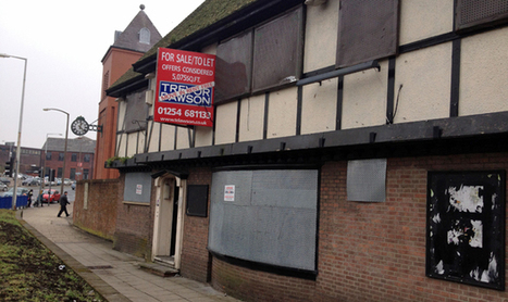 The places where the pubs are boarded up | British Culture, Society & Languages | Scoop.it