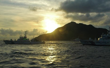 Navigating the East China Sea | geography and anthropology | Scoop.it