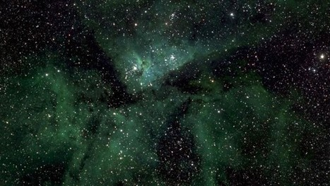 Astronomers unveil largest ever image of Milky Way   Science/AAAS   News   Science&Nature   Scoop.it