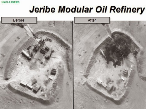 ISIS's Oil Refineries | The Arab World 360° | Scoop.it
