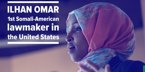 Minnesota Just Elected The Country's First Somali-American Muslim Woman Legislator | APHuG Culture | Scoop.it