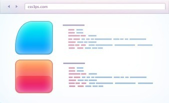 CSS3Ps - free cloud based photoshop plugin that converts layers to CSS3 styles. | Lectures web | Scoop.it