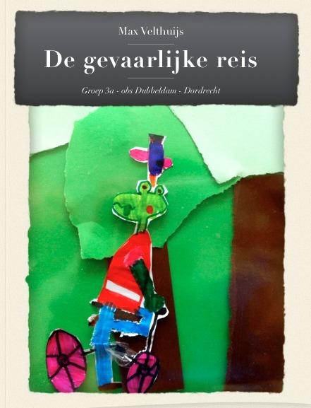 Kinderboekenweek: groep 3 heeft een e-book gemaakt! | Ebooks, interactive iBooks & iBooks Author | Scoop.it