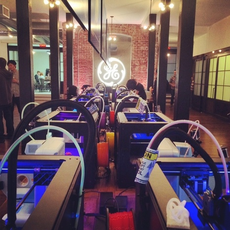 3D printing: 10 companies using it in ground-breaking ways | Arduino Focus | Scoop.it