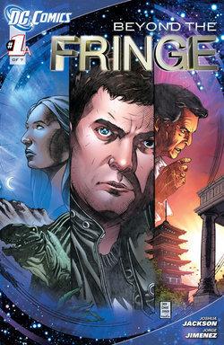 "Josh Jackson Goes ""Beyond the Fringe"" - Comic Book Resources | A Geekgirls fandoms | Scoop.it"