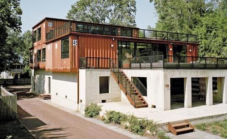 Maison Container In Construire Tendance Scoop It