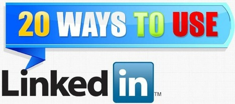 20 Ways To Use LinkedIn! | LINKEDSUPERPOWERS | Social Media: Don't Hate the Hashtag | Scoop.it