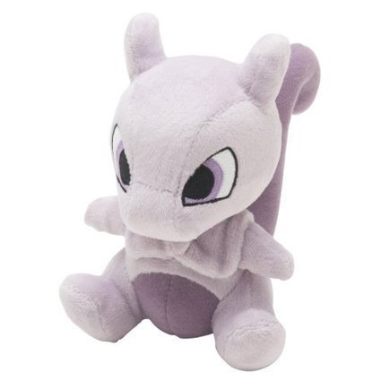 Review Toy - Mewtwo Pokemon Center Original Doll (japan import) 5f46247aed6