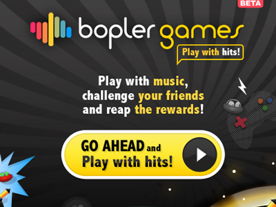 MXP4 Strengthens Its Music Catalogue For Bopler Games Ahead Of Commercial Launch | Social Music Revolution | Scoop.it
