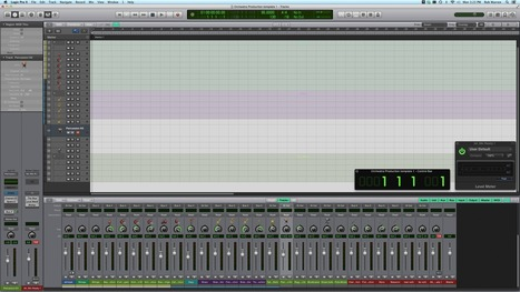 Tip - Workflow And The Benefits of Templates | G-Tips: Logic Pro | Scoop.it
