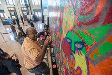 St. Paul artist's Lite Brite work wins Guinness record | It's Show Prep for Radio | Scoop.it
